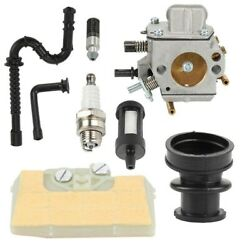 10xcarburetor Air Filter Kit For Stihl 029 039 Ms290 Ms310 Ms390 Chainsaw Parts
