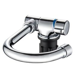 20xfoldable Kitchen Faucet 360 Dgree Rotation Sink Water Tap Single