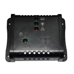 20x30v/10a Mppt Solar Charge Controller With Automatic Sleep Function High