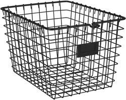Spectrum Diversified Wire Pet Toy Office Dorm Storage Basket Bin Organizer S