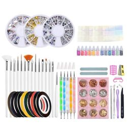 10x84 Pcs Completed Nail Art Set Nail Art Suppliers