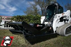 Track Loader Brush Cutter Attachment Open Front 60 Or 72 Cut Pro Series