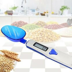 10xdigital Scale Spoon Lcd Display Kitchen Spoon Scale 500g/0.1g Electronic