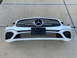 Mercedes Sl550 Front Bumper Complete With Grill 2017 2018 2019 - Loaded Oem