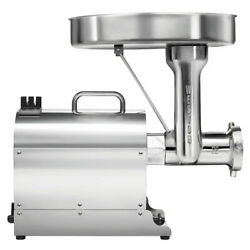 Weston New Pro Series 22 Stainless Steel Meat Grinder And Sausage Stuffer 1.5hp