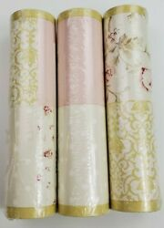 Kids Line Wall Border - Sweet Lullaby Set Of 3 Rolls 8 X 360 Style 2450wb