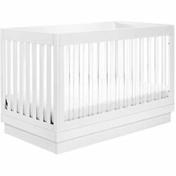 Babyletto Harlow Acrylic 3-in-1 Convertible Crib Toddler Bed Conversion Kit Base