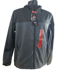 Menand039s Gerry Full Zip Hooded Water Resistant Stretch Lightweight Jacket