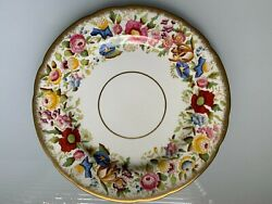 Hammersley And Co. Queen Anne Bone China Dinner Plate England