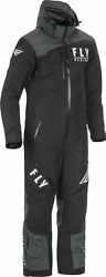 Fly Racing Cobalt Insulated Monosuit Shell Black/grey All Sizes