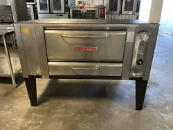 Blodgett 999c Single Stack Pizza Oven - Natural Gas