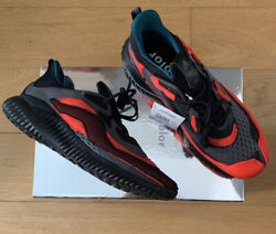 Adidas X Kolor Alphabounce Shoes Trainers Boost Ultra Black 10 9.5 Ac7019 New
