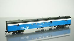Walthers Proto Acf Baggage Mail Big Sky Blue Great Northern Gn Ho Scale