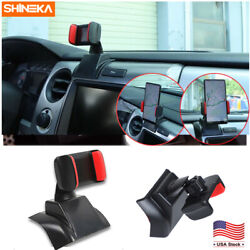 Cell Phone Car Holder Dashboard Mount For Ford F150 2013-2014 Accessories Gps