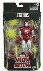 SILVER CENTURION IRON MAN Marvel Legends NEW 6quot; inch figure Walgreen#x27;s exclusive