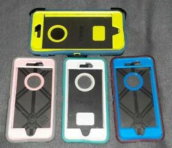 Otterbox Phone Cases Lot Of 4 Pre-owned