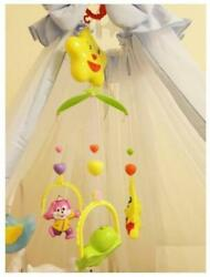 Ktrs 5 Pcs Lovely Colourful Musical Hanging Rattle Toys ,-babies-tps