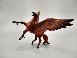 Custom Breyer Stablemate G3 Rearing Andalusian Sorrel Hippogriff by Sjoblom