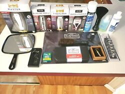 Andis Professional Clippers, Trimmers And Shavers Combo Kit Plus Free Bonus Items