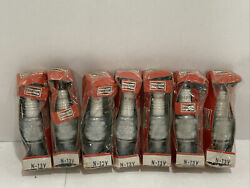 Nos Champion Spark Plugs N-13y 1960-69 Dodge Plymouth Gp. 10 Lot Of 7