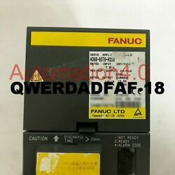 1pc Used Fanuc A06b-6079-h209 Tested In Good Condition Free Shipping