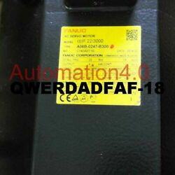 1pc Used Fanuc A06b-0247-b300 Tested In Good Condition Free Shipping