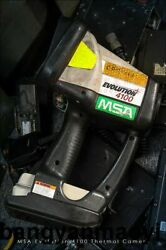 1pc Used Work Msa Evolution 4100 Thermal Camera Ship By Dhl Ems