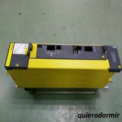 1pcs Used Fanuc A06b-6140-h026 Servo Driver In Good Condition