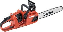 Makita 18vx2 Cordless Electric Chainsaw 400mm Muc405dzfr Body Only
