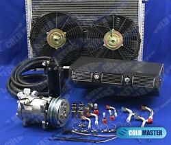 - New A/c Kit Universal Underdash Evaporator 450 V And Electric Harness 14x25 Cond