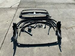 97-02 Porsche Boxster 986 Convertible Roof Frame W/seals Set Used Oem