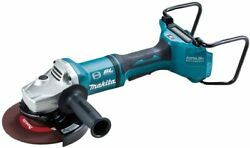 Makita 180mm 18vx2 Brushless Electric Angle Grinder Ga701dz Body Only