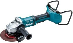 Makita 180mm 18vx2 Brushless Electric Angle Grinder Ga700dz Body Only