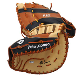 Pete Alonso New York Mets Signed Wilson Game Model Glove