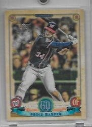2019 Topps Transcendent Vip Party 1/1 Bryce Harper Gypsy Queen Card One Of One