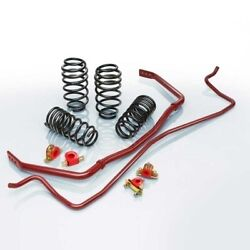 Eibach Springs And Sway Bars For Ford Mustang 4.13035.880 Pro-plus Kit