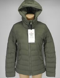 New Lululemon Pack It Down Jacket 4 6 Sage Green 700 Fill Rds Goose Free Ship