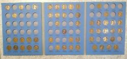 53 Coin Set 1909-1940 Lincoln Wheat Penny Cent - Early Dates Collection 291