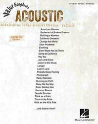 Value Songbooks Acoustic Music Book Piano/vocal/chords Brand New On Sale Rare