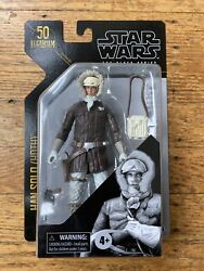 Star Wars Black Series Archive 6 Han Solo Hoth New In Hand