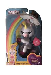 Wowwee Fingerlings Gigi Interactive Unicorn Fast Free Delivery