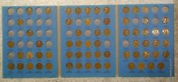 64 Coin Set 1909-1940 Lincoln Wheat Penny Cent - Early Dates Collection  319