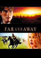 35mm Feature Film Far And Away 1992