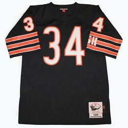 Mitchell And Ness Chicago Bears Walter Payton Authentic 1985 Jersey 40