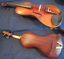 Whole Wood Carved Song Profession Brand Master 4/4 Violin Of Solo Concert 13916