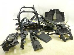 2017 Polaris Rzr 1000 Xp Eps Straight Main Frame Chassis Slvg 1021247