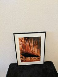 Heard Museum Acrylic Print By Sylvester Wilson 2011 Framed With Glass