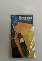 Doctor Who 11th Doctor Sonic Screwdriver Rubber Keychain
