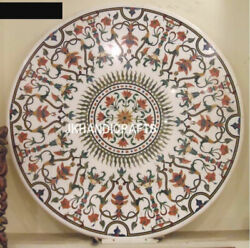 30 Marble Dining Table Gifts Top Coffee Rare Inlay Marquetry Mosaic Home Decor