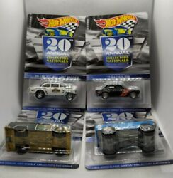 Hot Wheels Hot Wheels 20th Annual Collectors Nationals - Low Number , 2 Digit Sn